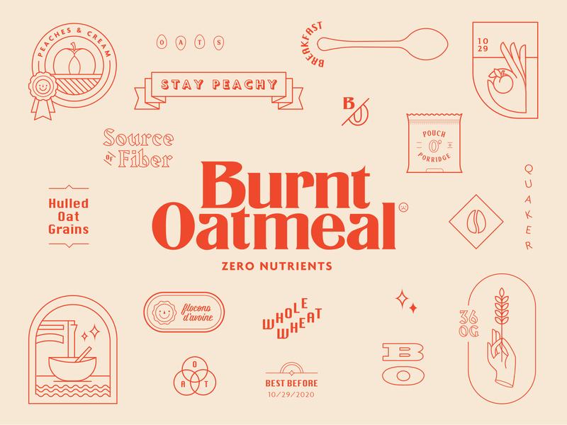 Burnt Oatmeal