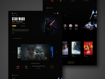 MovieBuddy Streaming Concept #2