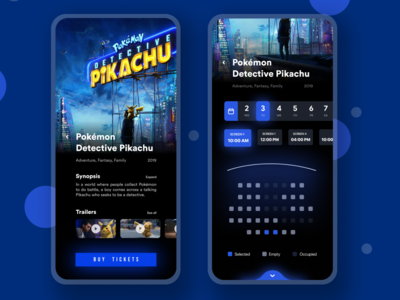 Movie Ticketing App