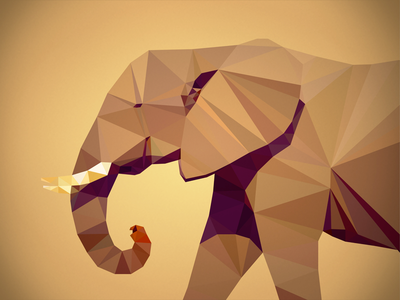 Triangular Elephant