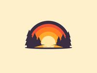 Bite Size Sunset