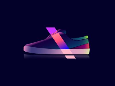 another weird shoe