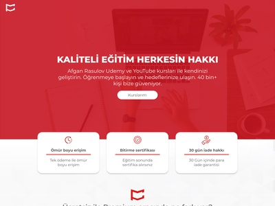 Afgan Rasulov  - Web Design - Ui Design website app ux ui typography design logo colors minimal vector illustration