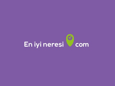 En iyi neresi . com Logo Design design branding typography colors logo design logo designer logo logo mark illustration