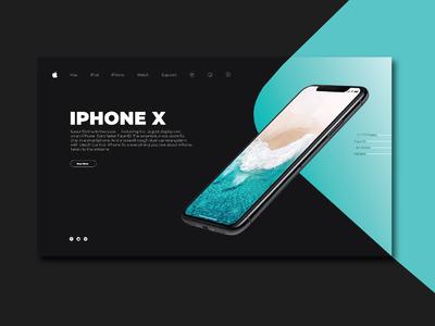 iPhone X Ui Design