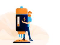 Battery Job Ad