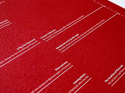 Resurgam contents editorial magazine history rising ascending typography minimal simple rise upwards
