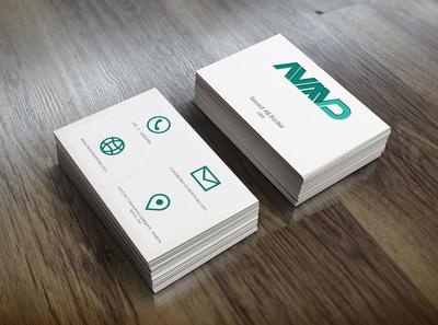 AVAND Business Card