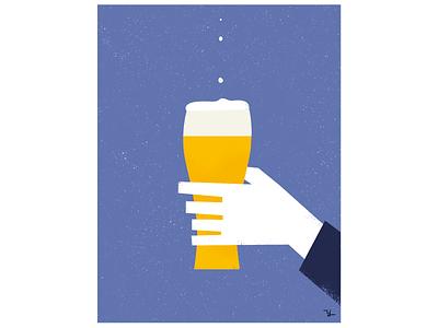 Cheers illustration