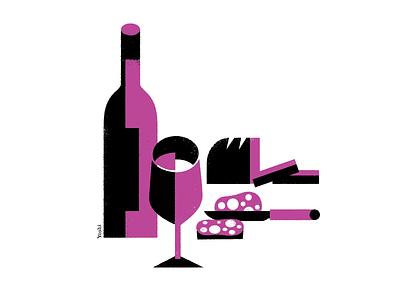 Enjoy your weekend graphic design illustration