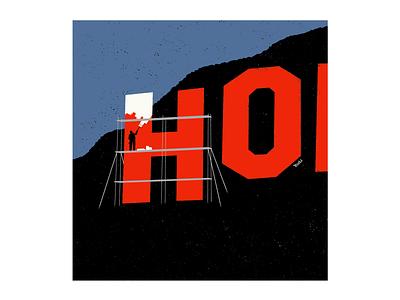 Repair graphic design illustration