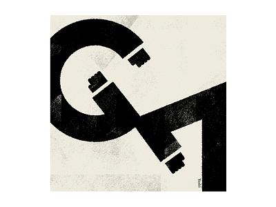 Elbow bumps graphic design illustration