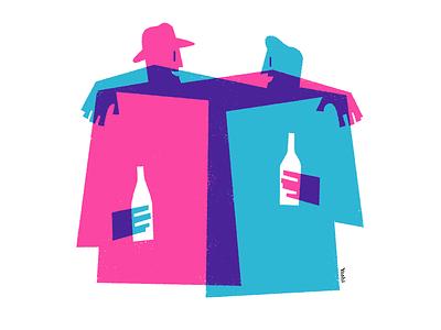 Are you having fun? graphic design illustration