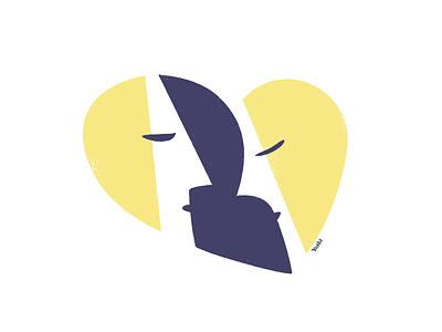 LOVE graphic design illustration