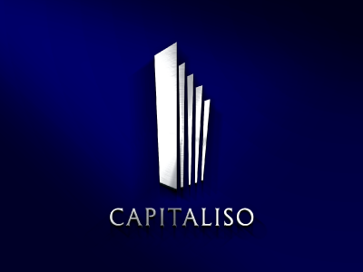 Capitaliso Logo Design buildings art house architecture architect design logo