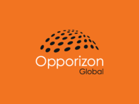 Logo design concept for Opporizon Global