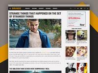 Grunge article desktop