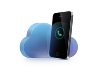 Softphone icon