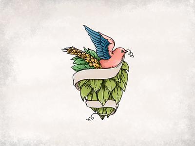 Logo logo design branding artwork bread-byte-design texture tattoo kids vector design typography animals illustration logo