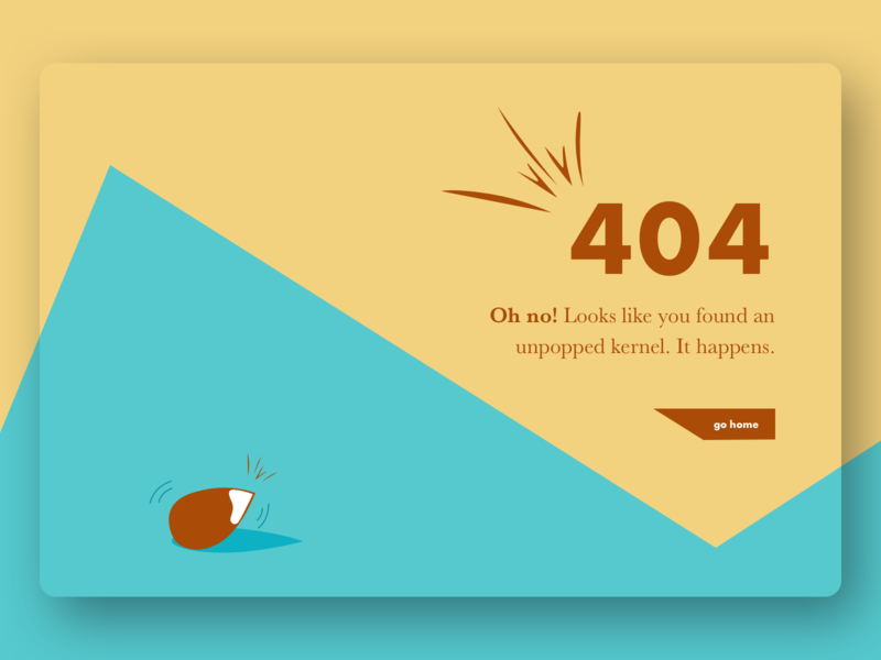 Weekly Warm-Up | 404 Page