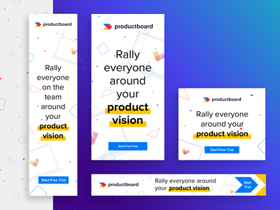Google Display Ads   Free trial   productboard marketing retargeting google ads banner ad banner ads banner ads design productboard display ads display ad ads