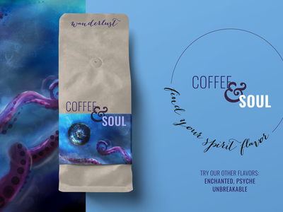 Weekly Warm Up Coffee Packaging