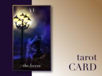 Lovers Tarot Card — Weekly Warm Up #11