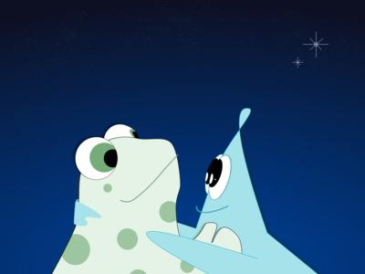 Webcomic Panel | Hug