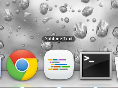 Sublime Text Icon - Light sublime sublimetext icon replacement sublime text
