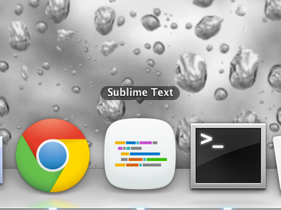 Sublime Text Icon - Light