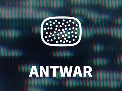 Antwar antwar react logo real pixels