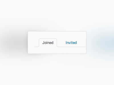 Inline tabs tabs real pixels