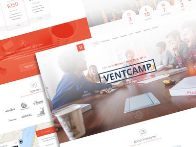 Ventcamp Event Site
