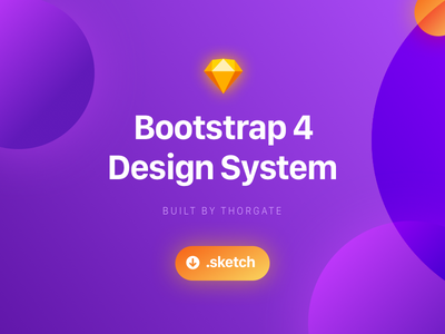 Bootstrap Design System - Sketch Freebie community bootstrap thorgate download system sketch freebie