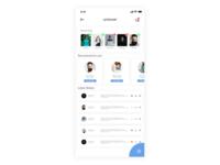LESTCHAT Mobile app