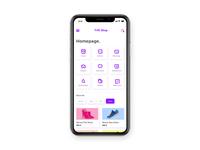 Trift Shop App