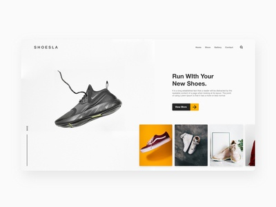 Shoesla  E-commerce agency lawyer branding illustration deisng corporate vector adobe xd ux ui advertising business experience graphic app mobile design user interface