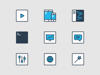 ThemePatio Icon Set