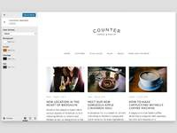 Counter cm 11