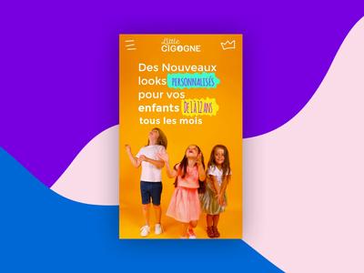 Homepage • Little Cigogne 🧦🧤🧣