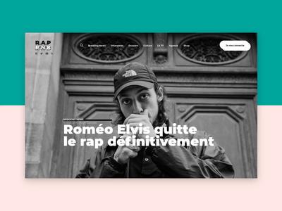 Rap R.n.b • Homepage
