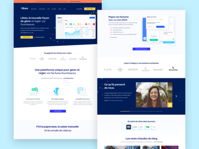 🖥• Libeo Homepage