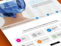 Cancer Treatment Center website