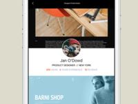 Dual platform Native App