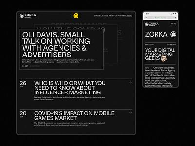 Zorka ui ux design uiux uidesign daily 100 typography ui  ux design dribbble design clean