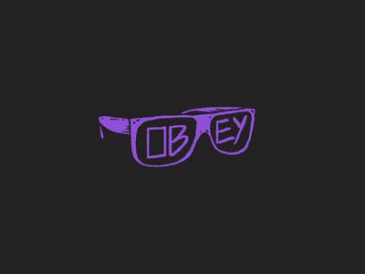 Obey - Inktober 2019 #2