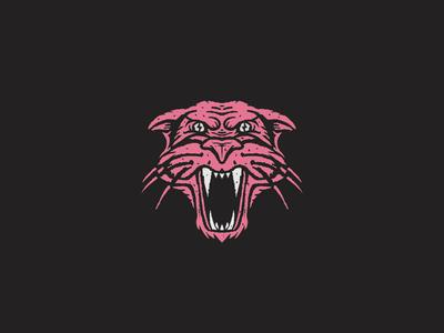 Panther - Inktober 2019 #16