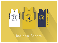 NBA Fan Art: Indiana Pacers
