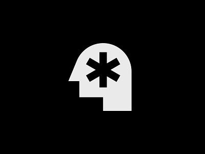 Enchephalon Logo Mark Concept design graphic design branding brand vector clean logo design logodesign brain logo head logo drone logo logo mark mark logo
