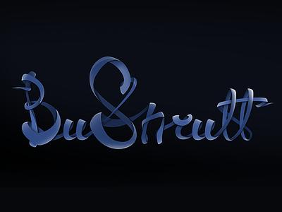Shape lettering letter shape handwrite